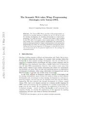 programming the semantic web pdf free download