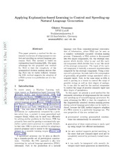 building natural language generation systems pdf
