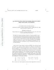 Q T-Resummation for Polarized Semi-Inclusive Deep Inelastic Scattering