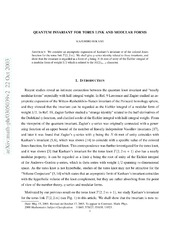 Free probability and operators