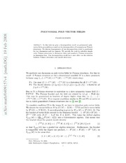 Number of primitive polynomials over finite fields