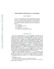 quantum invariants of knots and 3-manifolds pdf