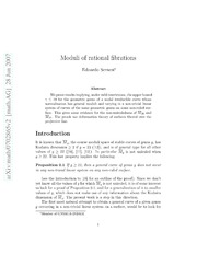 General curves on algebraic surfaces