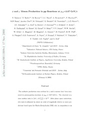 $φ$ and $ω$ Meson Production in pp Reactions at $p {lab}$=3.67 GeV-c