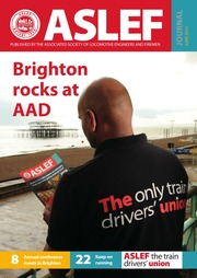 ASLEF Locomotive Journal June 2014