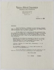 Eric P. Newman Assorted Correspondence and Ephemera File: A to AH