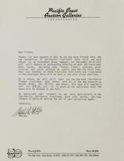PA Correspondence, 1946-1994
