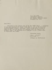 PF-PL Correspondence, 1959-1996
