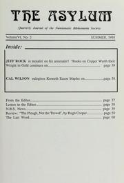 The Asylum, Summer 1988