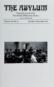 The Asylum, October-December 2011