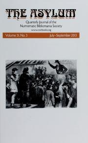 The Asylum, July-September 2013