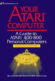 Atari Computer Books : Free Texts : Free Download, Borrow and