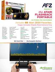 Atgames Atari Flashback Portable User Guide : Atgames : Free