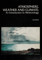 Introduction to theoretical meteorology hess seymour l free borrow atmosphere weather and climate an introduction to meteorology fandeluxe Images