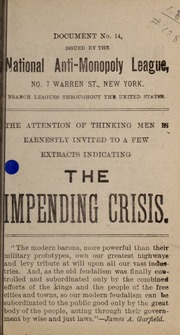 Attention of thinking men is earnestly invited to a few ...