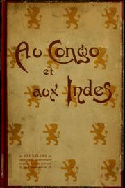 Au Congo et aux Indes : les Jésuites belges aux missions