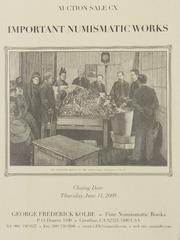 Auction Sale 110: Important Numismatic Works (pg. 84)