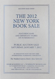 Auction Sale 123: The 2012 New York Book Sale (pg. 78)