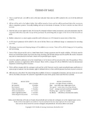 Auction Sale 128: Important Numismatic Literature (pg. 92)