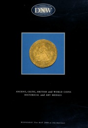 An auction of ancient, Celtic, British and world coins, historical and art medals ... [05/31/2000]