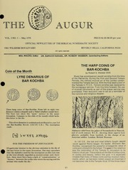 The Augur, Vol. 2, No. 5 (16)