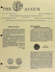 The Augur, Vol. 1, No. 7
