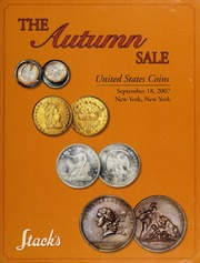 The Autumn Sale: United States Coins
