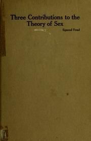three essays on sexuality 1915 freud