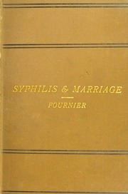 Syphilis & marriage
