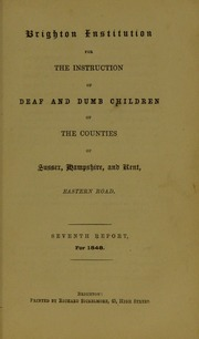 the deaf and dumb a poem In every language even deafanddumb thy sons acclaim your glorious name by  gorry by jingo by gee by gosh by gum why talk of beauty what.