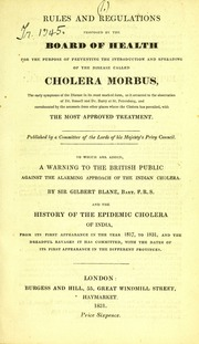 cholera essay introduction Free essay: 1 introduction the campylobacter species observed in 1886 from theodor escherich in the colonic mucus of infants who had died of cholera.