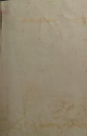 Sur les empoisonnements provoqués par les viandes avariées : thèse présentée et publiquement soutenue à la Faculté de médecine de Montpellier le 13 décembre 1906