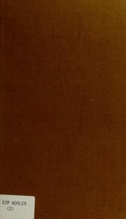 Zur Erinnerung an Friedrich Wöhler
