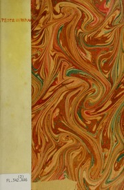 La peste bubbonica in Parma nell'anno 1630
