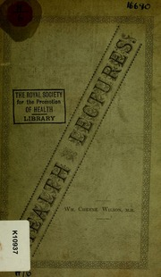 Health lectures