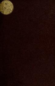 Traité clinique et thérapeutique du diabète