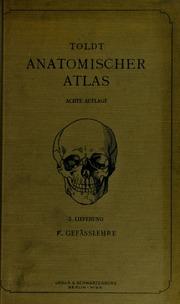 Anatomischer Atlas : für Studierende und Ärzte