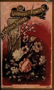 The ladies handbook of the language of flowers & precious stones