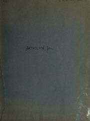 À monsieur le docteur Jean Bartholomé pharmacien, inspecteur principal des pharmacies. Hommage de sympathie des ses confrères pharmaciens et de ses amis