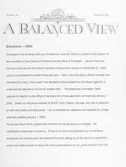 A Balanced View: No. 94