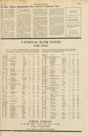 Bank Note Reporter: April 1973