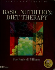 Krauses food nutrition amp diet therapy mahan l kathleen borrow basic nutrition and diet therapy fandeluxe Image collections