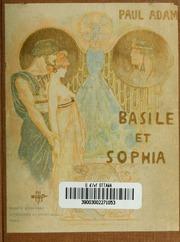 Basile et Sophie, dessins de C.-h. Dufau