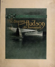 The     beautiful Hudson by...
