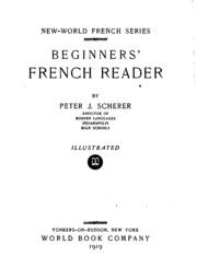 -Beginners ̕French Reader
