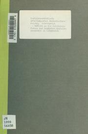 Bericht der deutschen sozialdemokratischen Arbeiterpartei in Oesterreich über die Parteiorganisation im Jahre 1909-10