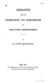 download Die Messung von Gewebetemperaturen mittels Temperaturstrahlung 1955
