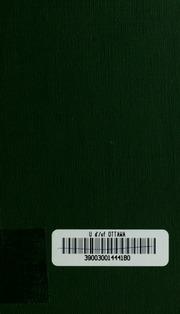 Berryer au barreau et à la tribune, janvier 1790-novembre 1868