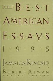 best american essays howard john r john raymond  join waitlist the best american essays 1995