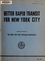 Better rapid transit for Ne...